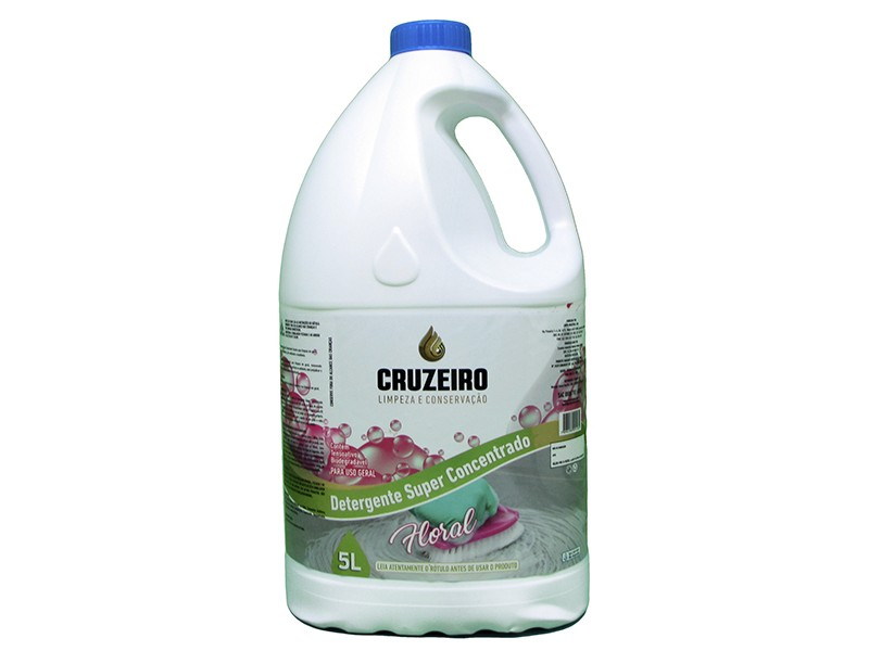 Detergent Floral Super Concentrated 5L